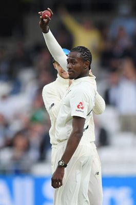 Jofra Archer 5 for England v Australia Headingley Ashes 2019