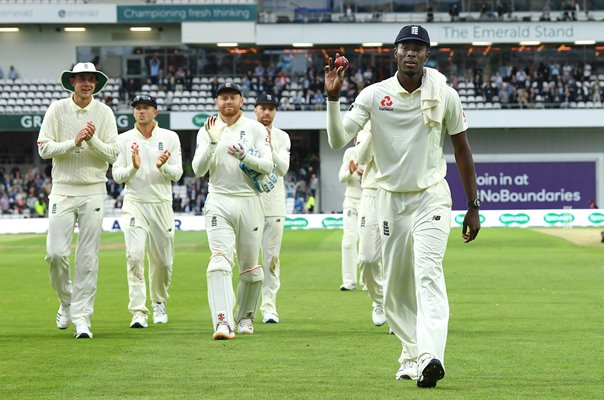 Jofra Archer 6 wickets England v Australia Headingley Ashes 2019