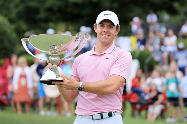 Rory McIlroy Fed Cup Winner TOUR Championship East Lake 2019
