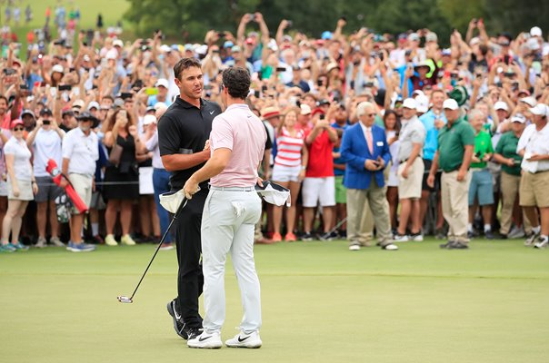 Rory McIlroy beats Brooks Koepka TOUR Championship East Lake 2019