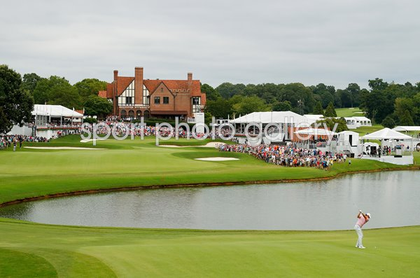Rory McIlroy Northern Ireland 18th Hole East Lake TOUR Championship 2019