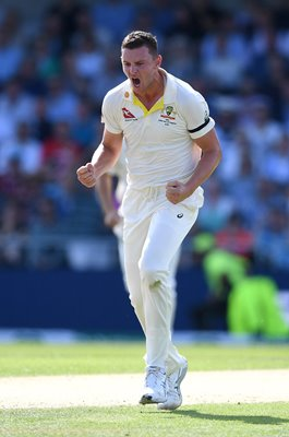 Josh Hazlewood Australia v England Headingley Ashes Test 2019
