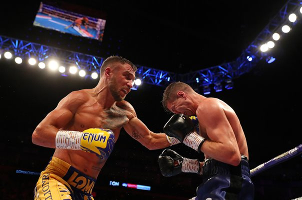 Vasiliy Lomachenko v Luke Campbell World Title Fight London 2019