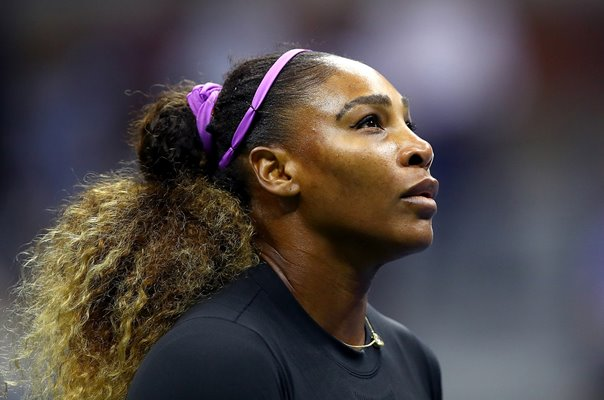 Serena Williams United States US Open New York 2019