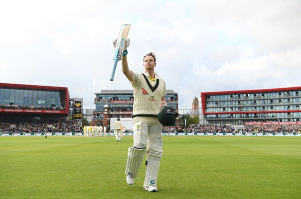 Steve Smith Australia 211 v England Old Trafford Ashes 2019