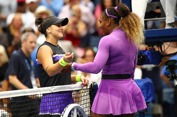 Bianca Andreescu Canada beats Serena Williams US Open Final 2019