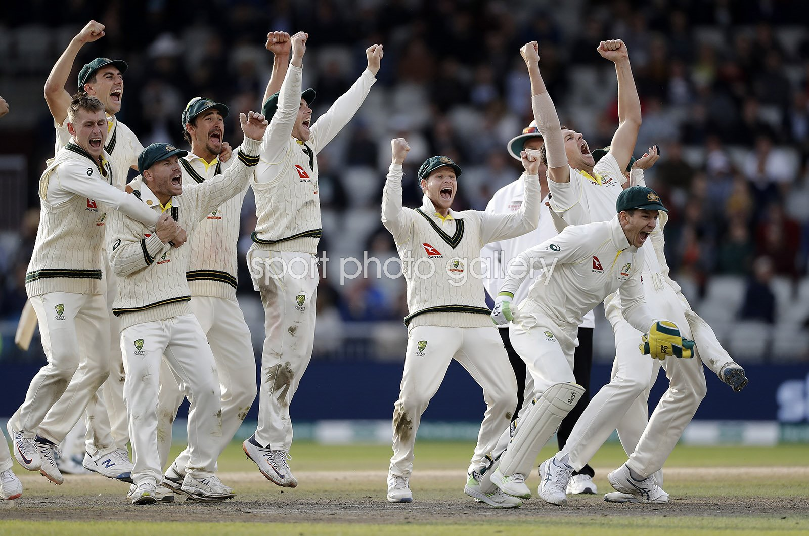 Australia retain the Ashes Old Trafford 2019