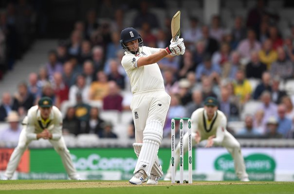 Joe Root England v Australia The Oval Ashes Test 2019