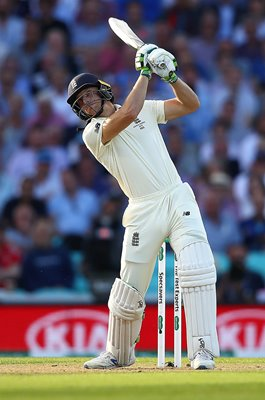 Jos Buttler England batting v Australia Oval Ashes 2019