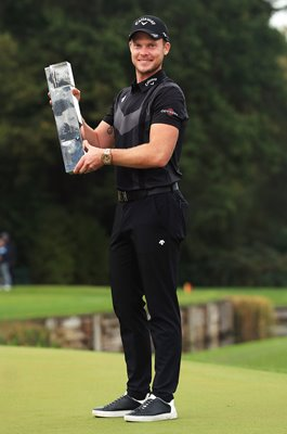 Danny Willett England PGA Champion Wentworth 2019