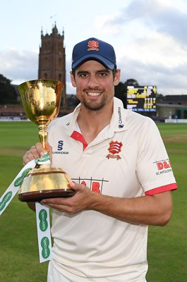 Sir Alastair Cook Essex County Championship Winner 2019