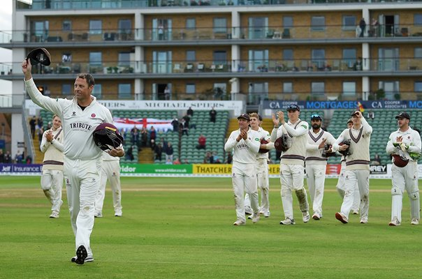 Marcus Trescothick Somerset Final Game County Game Taunton 2019