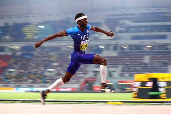 Will Claye USA Triple Jump Gold World Athletics Doha 2019