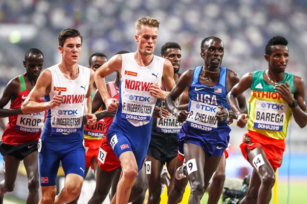 5000m Final World Athletics Championships Doha 2019