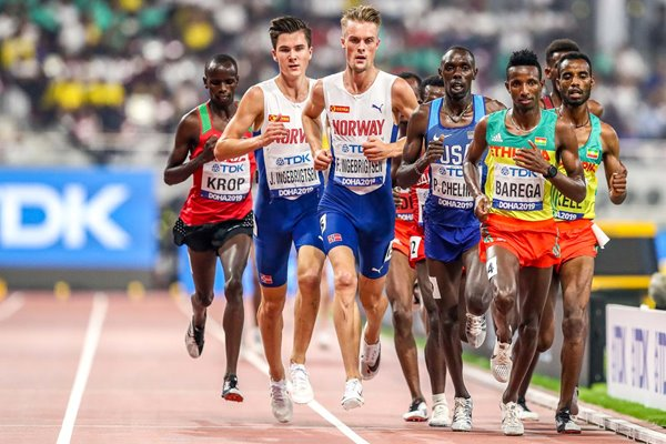 17th IAAF World Athletics Championships Doha 2019 - Day Four