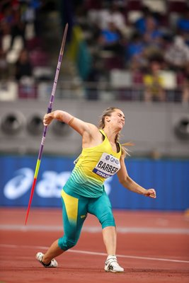 Kelsey-Lee Barber Australia Javelin World Athletics Doha 2019
