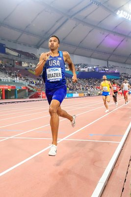 Donavan Brazier USA 800m Gold World Athletics Doha 2019