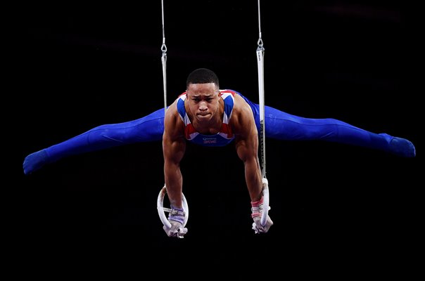 Joe Fraser Great Britain Rings Gymnastics World Championships 2019