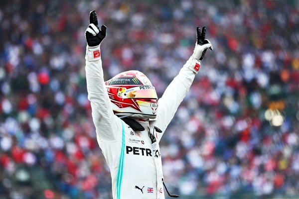 Lewis Hamilton F1 Grand Prix of Mexico Winner 2019