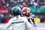 Lewis Hamilton Valtteri Bottas Mexican GP 2019 Mounts