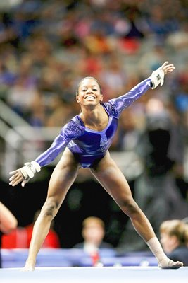 Gabrielle Douglas US Trials San Jose 2012