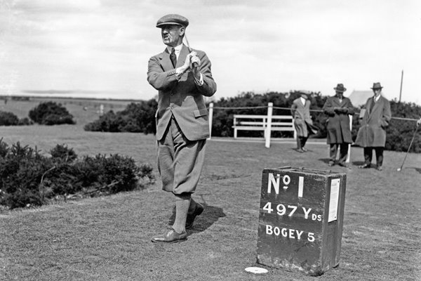 Abe Mitchell Ryder Cup 1929