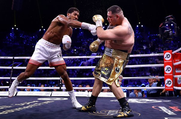 Anthony Joshua v Andy Ruiz Jr World Heavyweight Title Rematch 2019