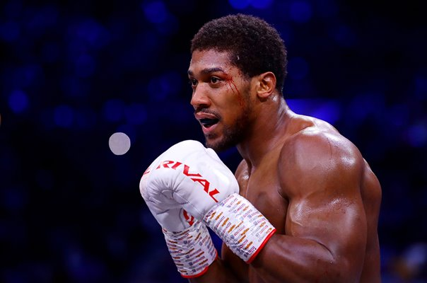 Anthony Joshua World Heavyweight Title Fight Saudi Arabia 2019
