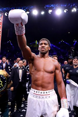 Anthony Joshua reclaims World Heavyweight Titles Saudi Arabia 2019