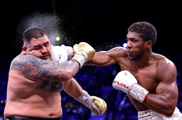 Andy Ruiz Jr v Anthony Joshua World Heavyweight Rematch Saudi 2019