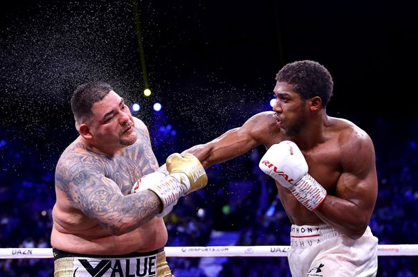 Andy Ruiz Jr v Anthony Joshua World Heavyweight Title Fight Saudi 2019