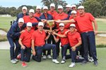 USA Presidents Cup Winners Royal Melbourne 2019 Prints