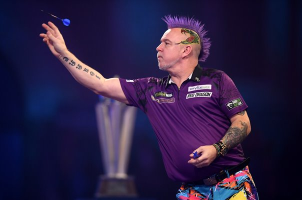 Peter Wright Scotland World Darts Championship Winner 2020