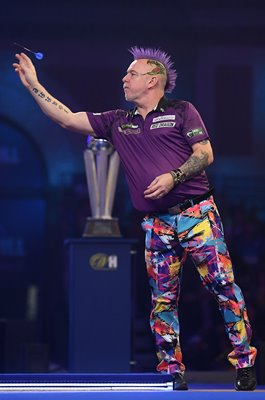 Peter Wright Scotland World Darts Championship 2020