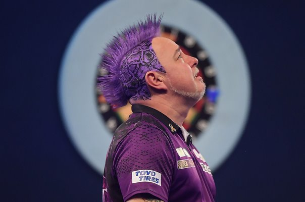 Peter Wright Scotland savours World Darts Championship win 2020