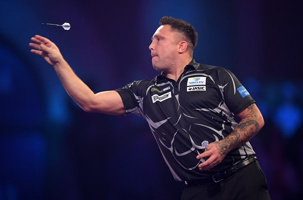 Gerwyn Price World Darts Championship Semi Final 2020