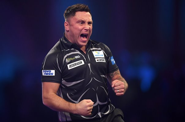 Gerwyn Price World Darts Championship Alexandra Palace 2020