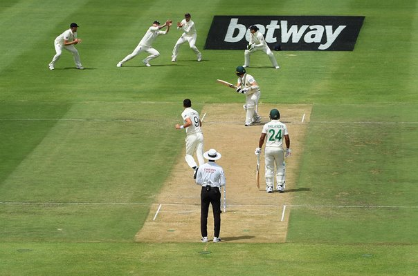 Ben Stokes England 5th Slip (of 6) Catch v South Africa Newlands 2020
