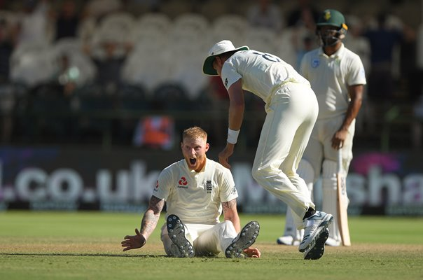 Ben Stokes England All Round hero v South Africa Newlands 2020