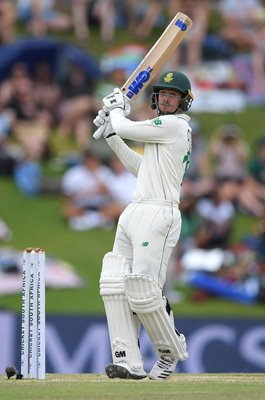 Quinton de Kock South Africa batting v England Centurion 2019