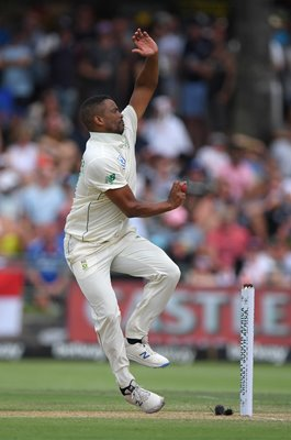 Vernon Philander South Africa v England Cape Town Test 2020