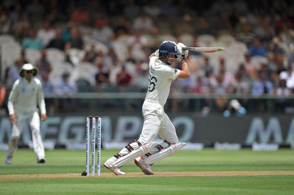 Joe Root England v South Africa Newlands Cape Town 2020