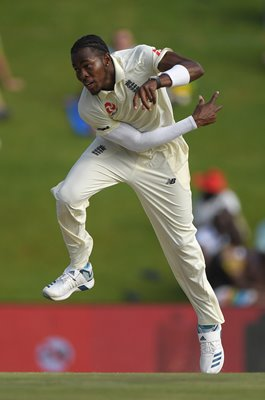 Jofra Archer England 5 wickets v South Africa 1st Test Centurion 2019