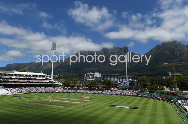 Newlands Cricket Ground Cape Town South Africa v England 2020