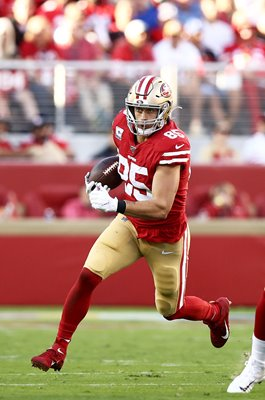 George Kittle San Francisco 49ers Tight End v Cleveland Browns 2019