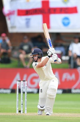 Ollie Pope England batsman v South Africa Port Elizabeth Test 2020