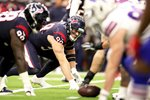 J.J. Watt Houston Texans v Buffalo Bills Playoff Game NRG Stadium 2020 Prints