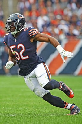 Khalil Mack Chicago Bears v Tampa Bay Soldier Field 2018