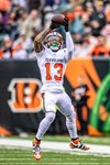 Odell Beckham Jr Cleveland Browns Catch v Cincinnati Bengals 2019 Prints