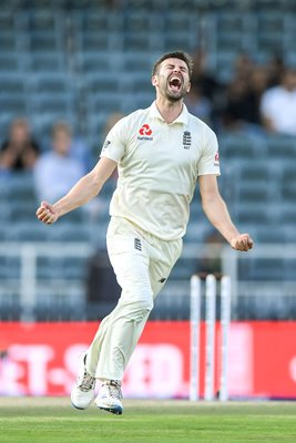 Mark Wood England v South Africa 4th Test Johannesburg 2020